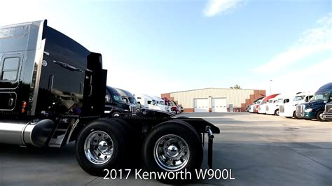 kenworth truck leasing 2018 kenworth w900l lone mountain truck leasing