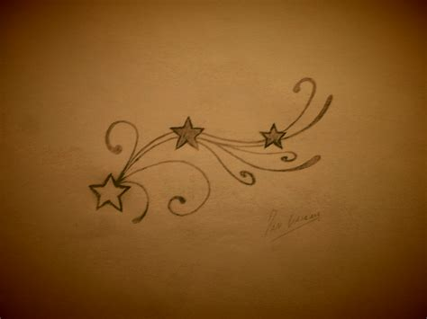 star and swirl tattoo designs n swirls design by studiumdesign on deviantart