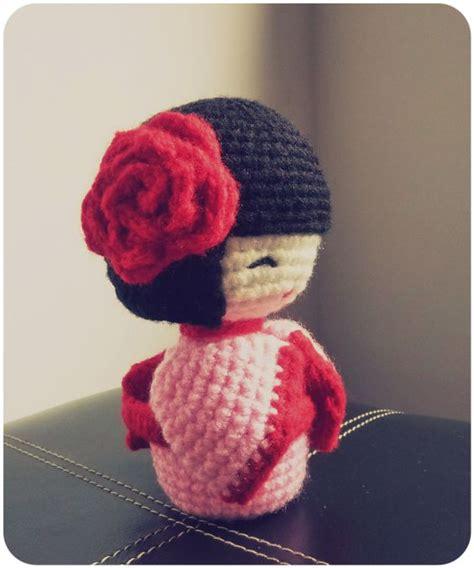 amigurumi geisha pattern how to knit need to and amigurumi on pinterest