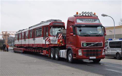 Transporter Lackieren In Polen by Linie D Aktuelles Der Transport Der Gt8s Nach Krakau