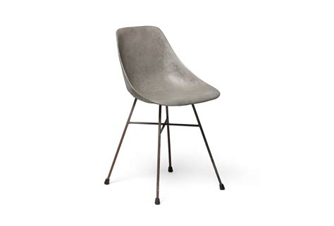 Concrete Chair by D Hauteville Concrete Chair