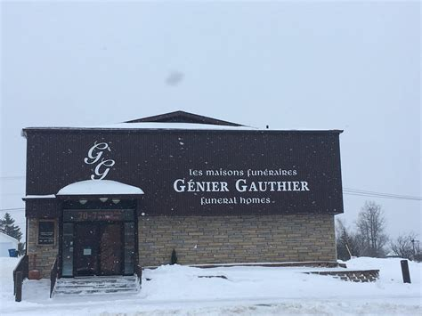 funeral home payment plans g 233 nier gauthier funeral homes inc cochrane on 70 7