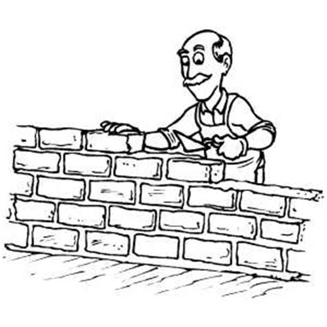 coloring book wall building wall coloring page