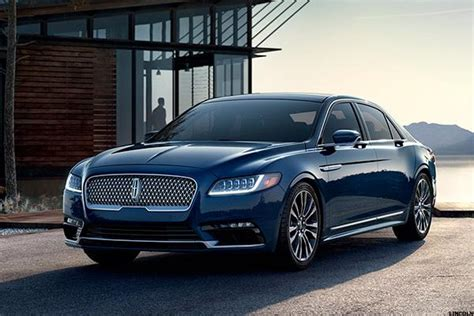 new cadillac size sedan ford s 2017 lincoln continental priced 10 000 below