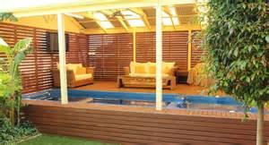 Outdoor Living Space Plans - steel amp timber verandahs or pergolas free measure amp quote