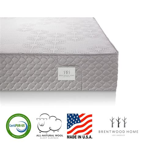 brentwood home brentwood home mattress reviews memory foam doctor