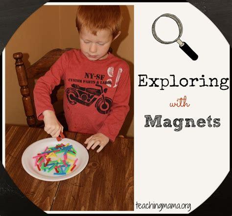 kindergarten activities magnets exploring with magnets 4 fun activities for preschoolers