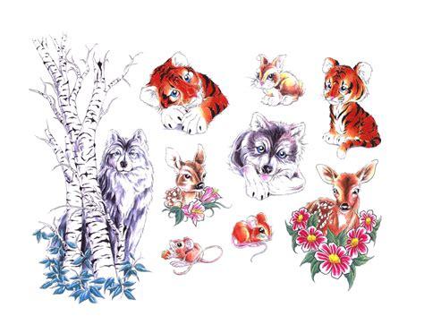 tattoo animal flash 5 fantastic cub tattoo designs and ideas