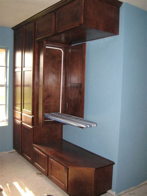 Concealed Ironing Board Cabinet by Ironing Board Fantastic This New House A