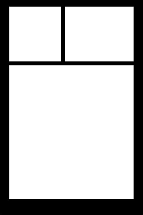 blank comic book variety of templates 2 9 panel layouts 110 pages 8 5 x 11 inches draw your own comics comic black 15 by comic templates on deviantart