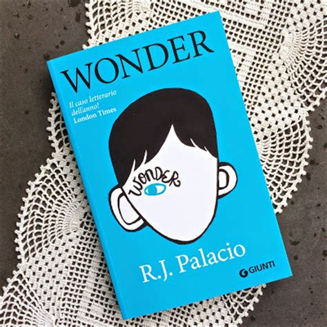 libro the wonder devilishly stylish quot il libro di julian quot di r j palacio ma anche quot wonder quot