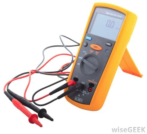 how to measure resistance of electrolyte how is electrical resistance measured with pictures