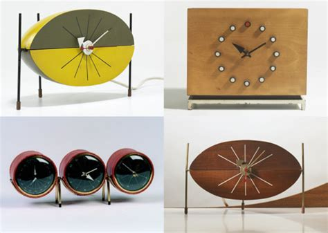 100 best made wall clock nelson wall clock george nelson table clocks 171 the mid century modernist