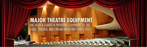 major theatre theater supplies theater curtains pipe