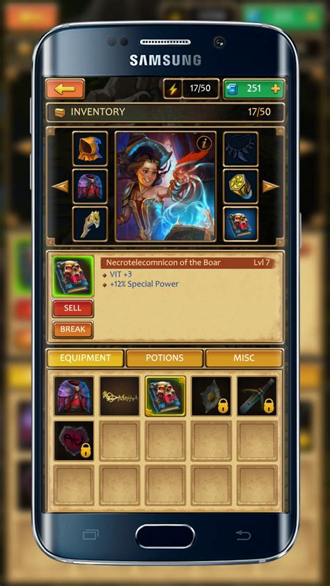 mobile rpgs shadow quest a step above other mobile rpg s review