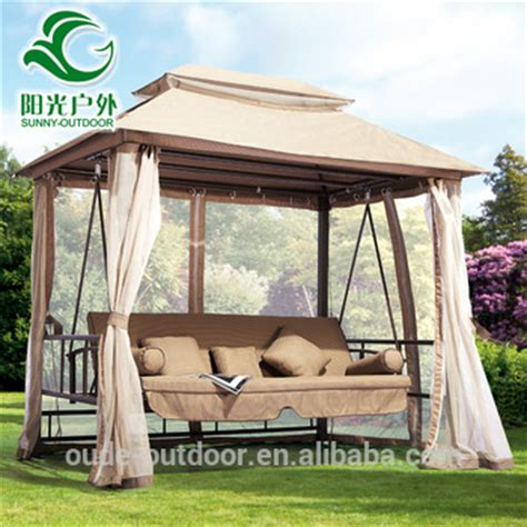 garden swing price factory price outdoor garden swing chair hanging bed with