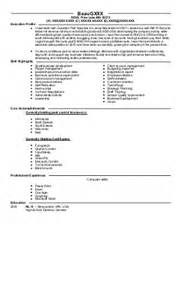 Property Book Officer Sle Resume by Property Book Officer Resume Exle United States Navy Minneapolis Minnesota