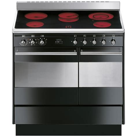 smeg appliances smeg suk92cbl9 range cooker by appliance world
