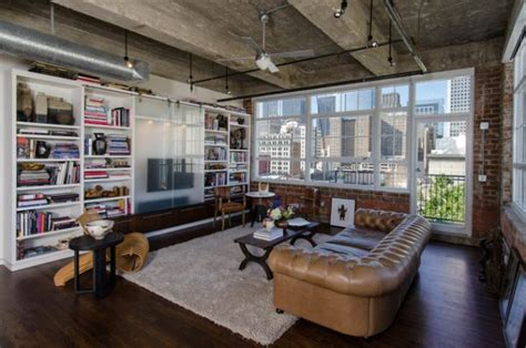 Modern Industrial Living Room by 125 Living Room Design Ideas Focusing On Styles And Interior D 233 Cor Details