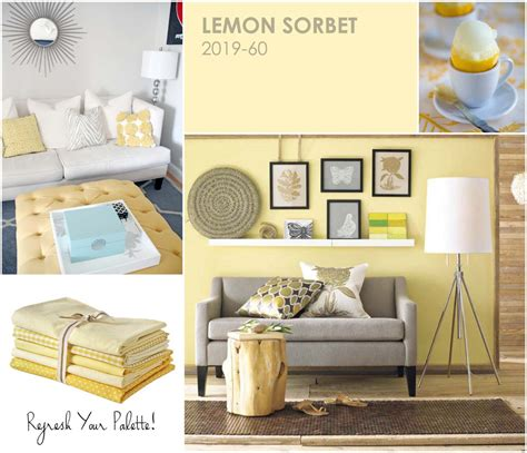lemon sorbet color of the year for 2013 my desired home