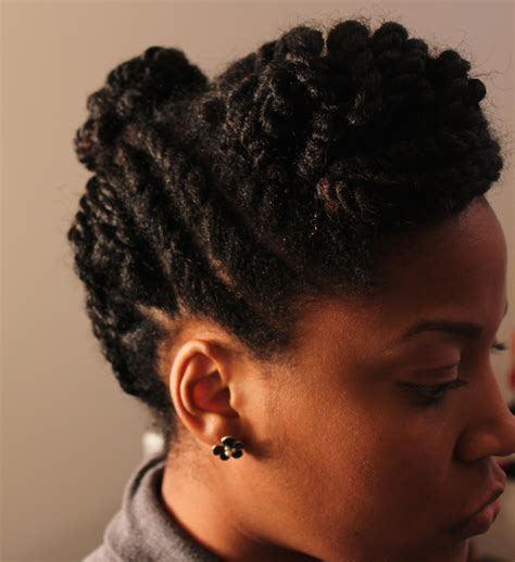 Protective Hairstyles For Hair Easy by Easy Protective Styles For Hair Bakuland