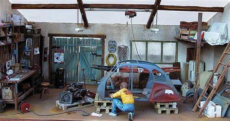 diorama werkstatt 1 18 vw werkstatt diorama 1 18 kaufen verkauf vw werkstatt