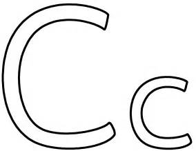 letter c coloring pages letter c coloring page alphabet
