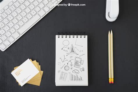 descargar imagenes a lapiz gratis tarjetas de visita escritorio de oficina y dibujos a