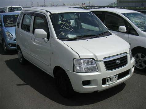 2005 suzuki wagon r solio for sale