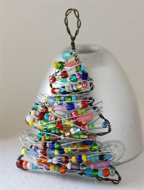 diy beaded ornaments diy ornaments decs