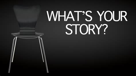 Whats Your Story by Sermons Archives Christian Center