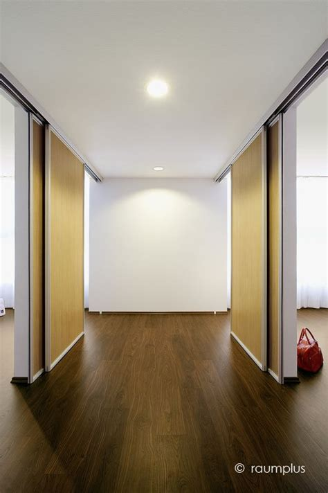 ceiling mounted door track pin by raumplus america on sliding doors