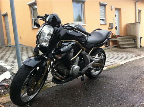 Motorrad Tuning Kawasaki Er6n by Kawasaki Er6n Optik Tuning Motorrad Bild Idee