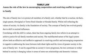 family law dissertation topics hsc legal studies family law essay notexchange dissertation questions on family law