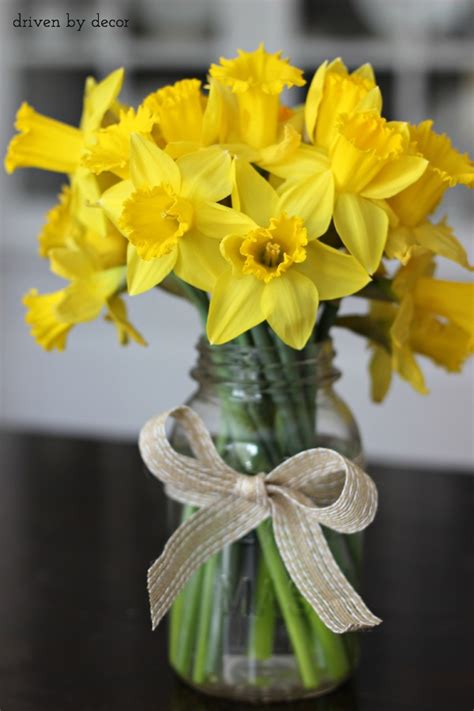 Ideas For Daffodil Varieties Design Simple Easter Table Decorations Driven By Decor