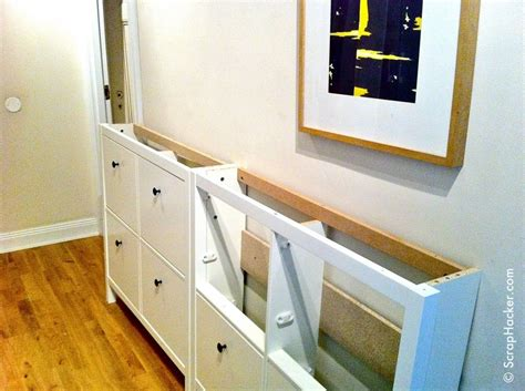 ikea hemnes shoe cabinet hack ikea hemnes shoe cabinet hack diy projects
