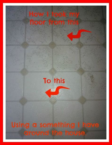 How To Clean A Linoleum Floor by Cleaning The Floors With Hydrogen Peroxide The Floor