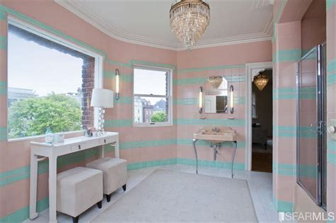 period in pink preserving america s pink bathrooms the vintage pink bathrooms make a comeback estately blog