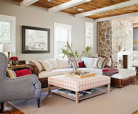 Cottages Decorated For by 2013 Cottage Living Room Decorating Ideas