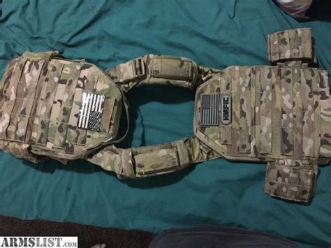 fight light plate carrier armslist for sale tactical tailor fight light plate carrier