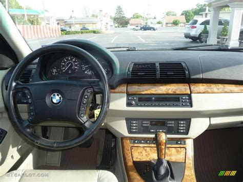 bmw x5 dashboard 2000 bmw x5 4 4i sand beige dashboard photo 49075902