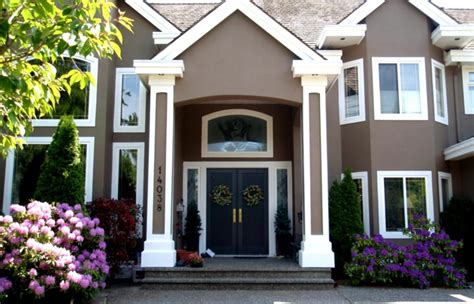 ideas minimalist modern house paint colors warm decor