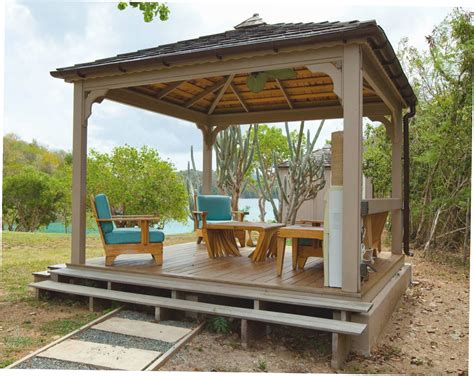 Lowes House Plans Rustic Gazebo Plans Gazebo Ideas