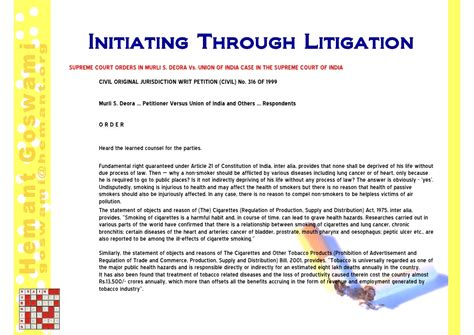 california business and professions code section 17200 court cases against tobacco industry