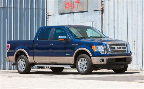 2011 ford f150 2011 ford f 150 lariat ecoboost test motor trend