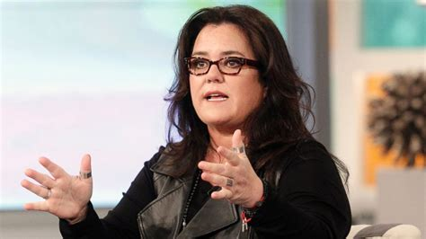 Rosie Odonnell Is Staying On The View For Now by The View S Rosie O Donnell Reveals The Downsides Of