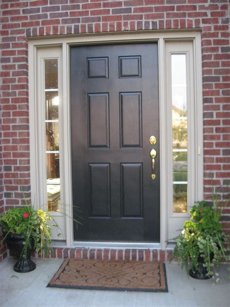 front doors how to choose a front door with sidelights interior
