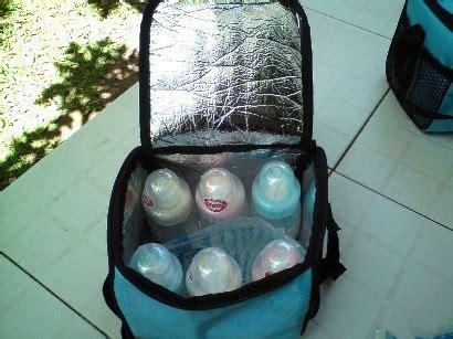 Freezer Asi Kecil coolerbag asi perah murmer murah meriah asibayi