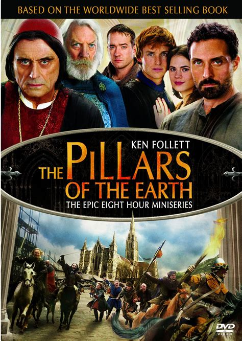 the pillars of the the pillars of the earth dvd release date