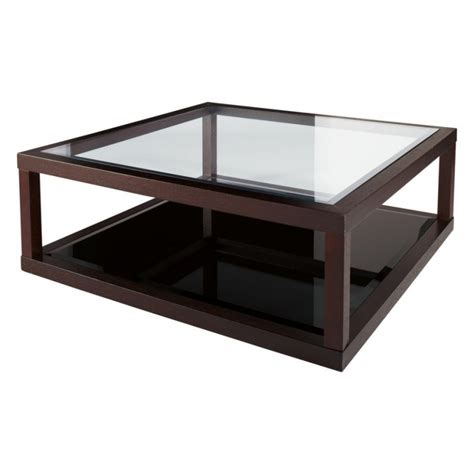 Modern Glass And Wood Coffee Table Glass And Wood Coffee Table Modern